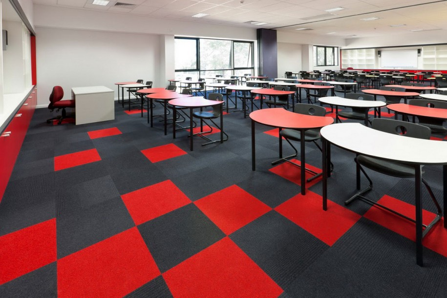 Schools midwest direct flooring for Direct flooring