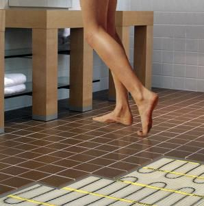 Elegant Heated Floors Midwest Direct Flooring